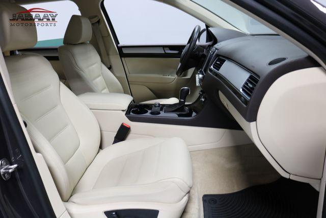 2013 Volkswagen Touareg Sport w/Nav Merrillville, Indiana 15