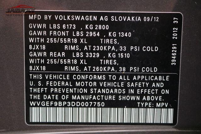 2013 Volkswagen Touareg Sport w/Nav Merrillville, Indiana 49