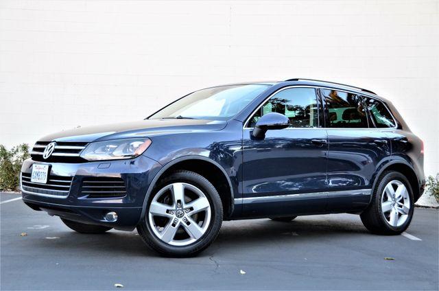 2013 Volkswagen Touareg Lux Reseda, CA 11
