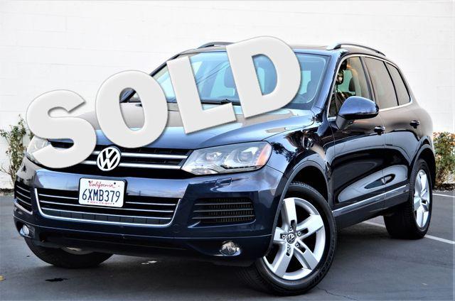 2013 Volkswagen Touareg Lux Reseda, CA