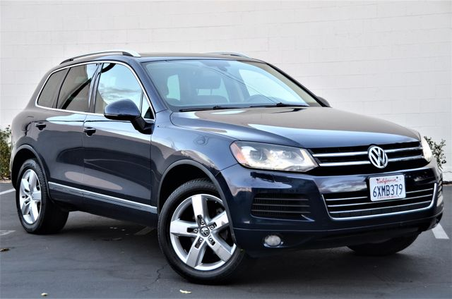 2013 Volkswagen Touareg Lux Reseda, CA 20