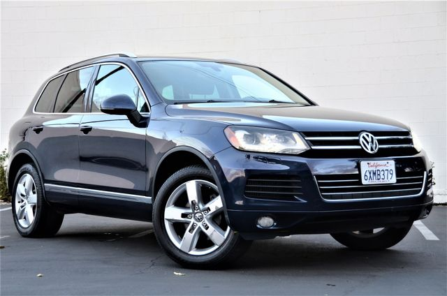 2013 Volkswagen Touareg Lux Reseda, CA 5