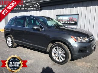 2013 Volkswagen Touareg Executive in San Antonio, TX 78212