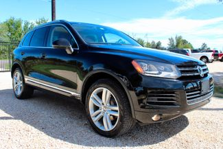 2013 Volkswagen Touareg Executive AWD 3.0L TDI Diesel Sealy, Texas