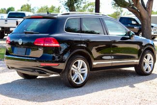 2013 Volkswagen Touareg Executive AWD 3.0L TDI Diesel Sealy, Texas 11