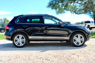 2013 Volkswagen Touareg Executive AWD 3.0L TDI Diesel Sealy, Texas 12