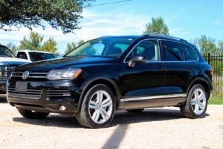 2013 Volkswagen Touareg Executive AWD 3.0L TDI Diesel Sealy, Texas 5