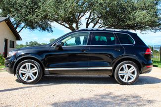 2013 Volkswagen Touareg Executive AWD 3.0L TDI Diesel Sealy, Texas 6