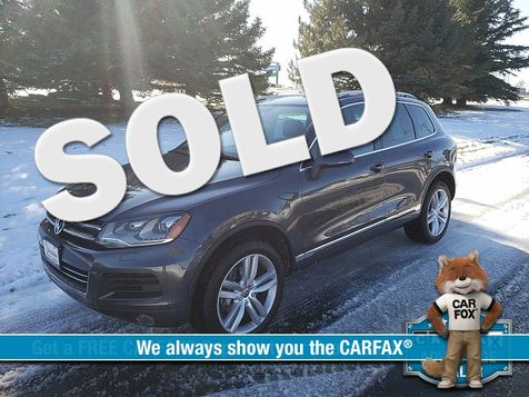 2013 Volkswagen Touareg TDI 4d SUV V6 Executive in Great Falls, MT