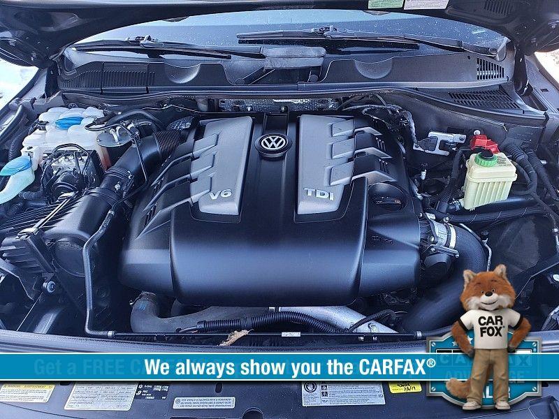 2013 Volkswagen Touareg TDI 4d SUV V6 Executive  city MT  Bleskin Motor Company   in Great Falls, MT