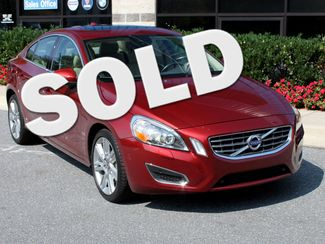 2013 Volvo S60 T5  Elegance AWD Rockville, Maryland