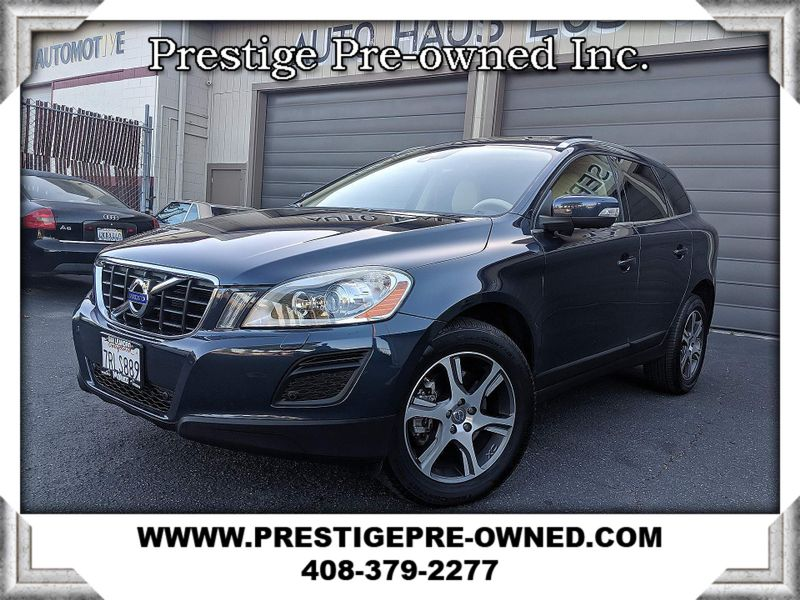 2013 Volvo XC60 ((**T6 PREMIER PLUS//AWD//NAVI//PARKING SENSOR**))  in Campbell CA