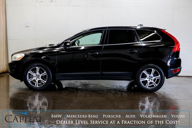 2013 Volvo XC60 T6 AWD SUV w/Nav, Backup Cam, Panoramic Roof, Heated Seats & B.T. Audio in Eau Claire, Wisconsin 54703