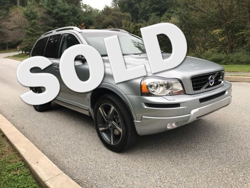 2013 Volvo XC90 AWD 3.2L R Design  | Malvern, PA | Wolfe Automotive Inc.