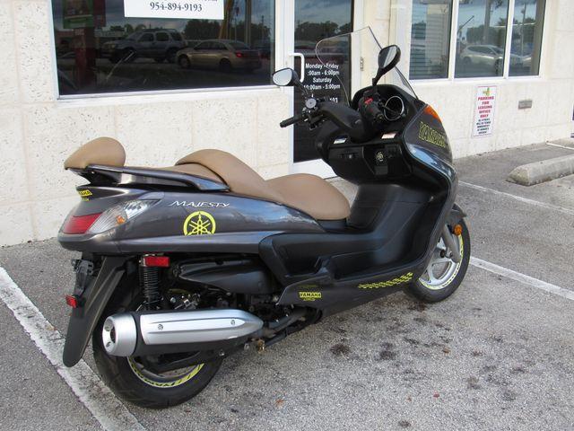 2013 Yamaha Majesty 400 in Dania Beach , Florida 33004