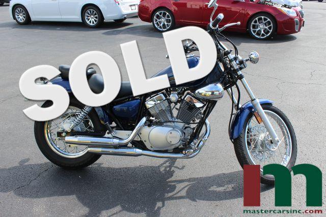 2013 Yamaha V Star 250 | Granite City, Illinois | MasterCars Company Inc. in Granite City Illinois