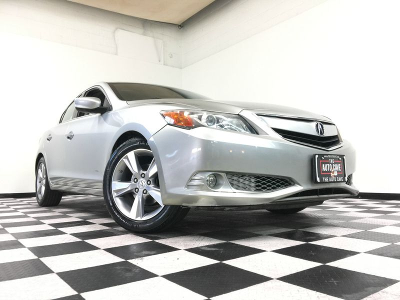2014 Acura ILX *5-Spd AT w/ Premium Package* | The Auto Cave in Addison