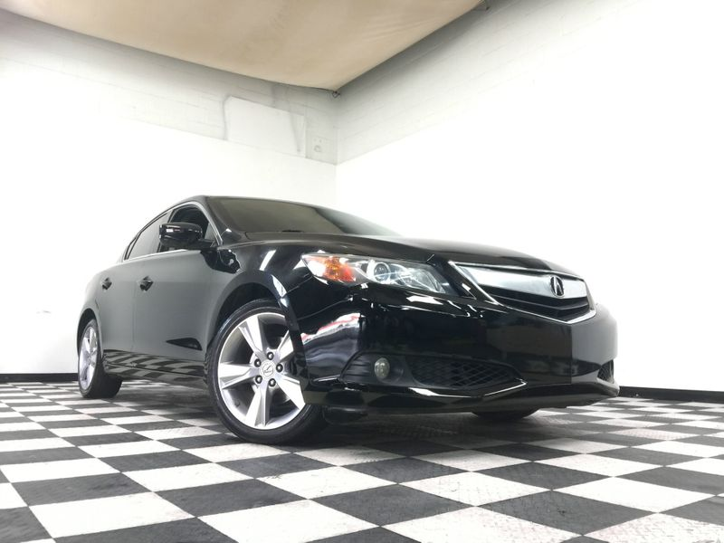 2014 Acura ILX *5-Spd AT w/ Premium Package*   The Auto Cave in Addison