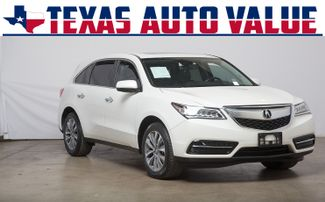 2014 Acura MDX 3.5L Technology Package in Addison TX, 75001