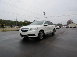 2014 Acura MDX Tech Pkg Batesville, Mississippi 1