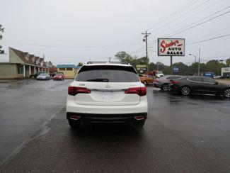 2014 Acura MDX Tech Pkg Batesville, Mississippi 5