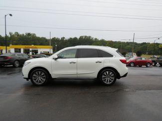 2014 Acura MDX Tech Pkg Batesville, Mississippi 3
