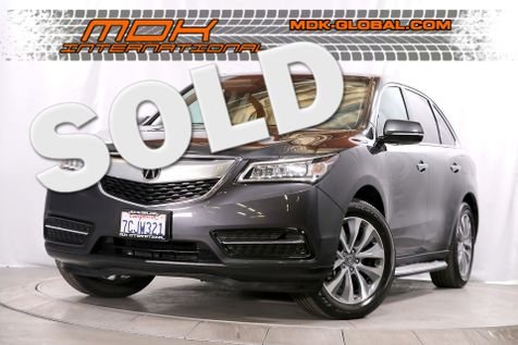 2014 Acura MDX Tech Pkg - Naivigation - 3rd row seats  in Los Angeles
