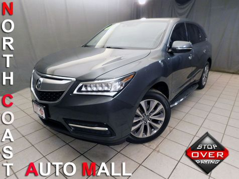 2014 Acura MDX Tech Pkg in Cleveland, Ohio