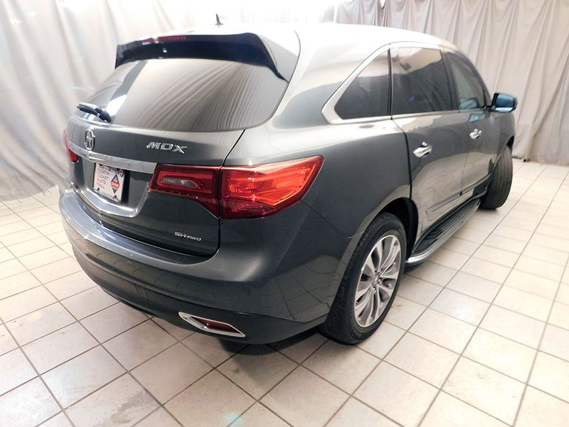 2014 Acura MDX Tech Pkg  city Ohio  North Coast Auto Mall of Cleveland  in Cleveland, Ohio