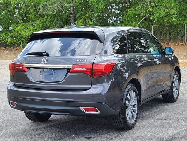 2014 Acura MDX Tech/Entertainment Pkg in Hope Mills, NC 28348