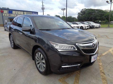 2014 Acura MDX Tech Pkg in Houston