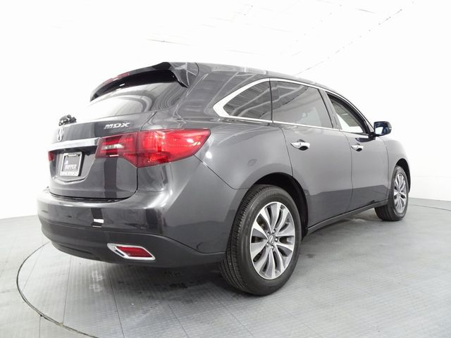 2014 Acura MDX 3.5L Technology Package in McKinney, Texas 75070