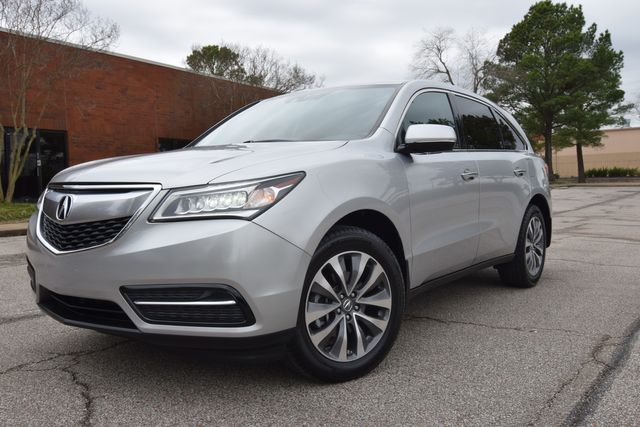 2014 Acura MDX Tech Pkg in Memphis Tennessee, 38128