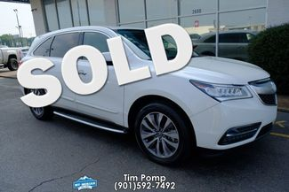 2014 Acura MDX in Memphis Tennessee