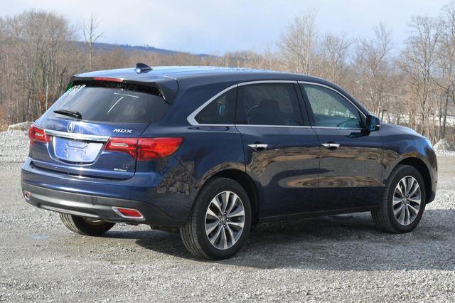 2014 Acura MDX Tech Pkg Naugatuck, Connecticut 4
