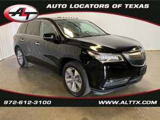 2014 Acura MDX Base in Plano, TX 75093