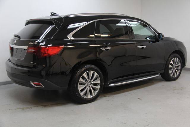 2014 Acura MDX Tech Pkg SH-AWD Richmond, Virginia 1