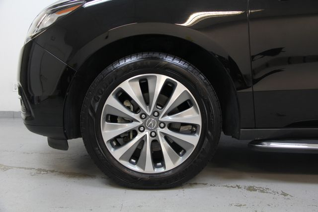 2014 Acura MDX Tech Pkg SH-AWD Richmond, Virginia 42