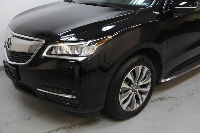2014 Acura MDX Tech Pkg SH-AWD Richmond, Virginia 38