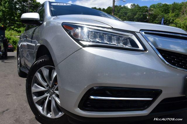 2014 Acura MDX Tech/Entertainment Pkg Waterbury, Connecticut 12