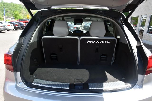 2014 Acura MDX Tech/Entertainment Pkg Waterbury, Connecticut 24
