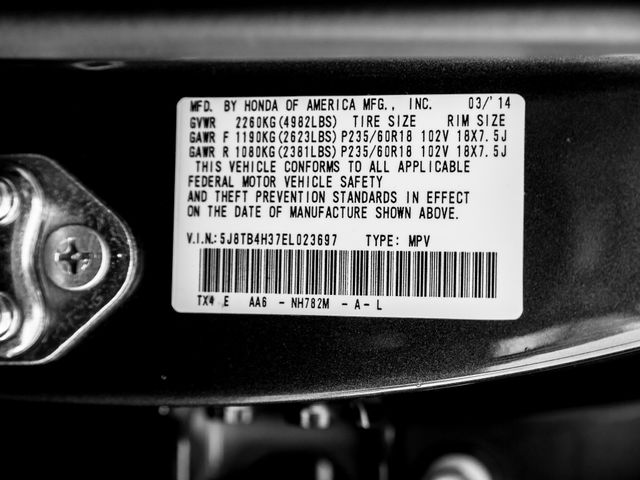 2014 Acura RDX Burbank, CA 25