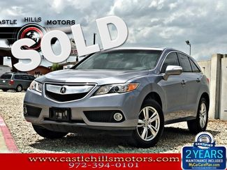 2014 Acura RDX Base | Lewisville, Texas | Castle Hills Motors in Lewisville Texas