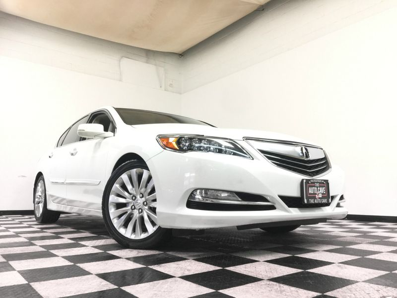 2014 Acura RLX *6-Spd AT w/Krell Audio Package* | The Auto Cave in Dallas
