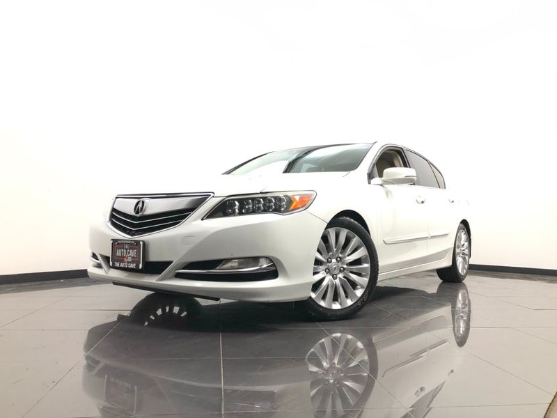 2014 Acura RLX *Get Approved NOW* | The Auto Cave