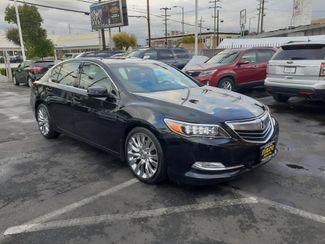 2014 Acura RLX Advance Pkg Los Angeles, CA 4