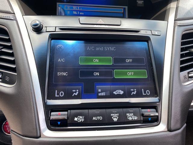 2014 Acura RLX Tech Pkg Madison, NC 35