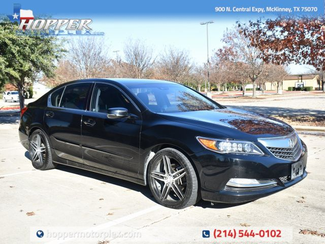 2014 Acura RLX Base Technology Package