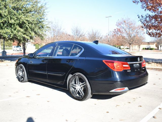 2014 Acura RLX Base Technology Package in McKinney, Texas 75070