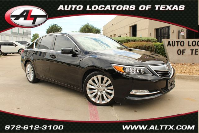 2014 Acura RLX Tech Pkg in Plano, TX 75093